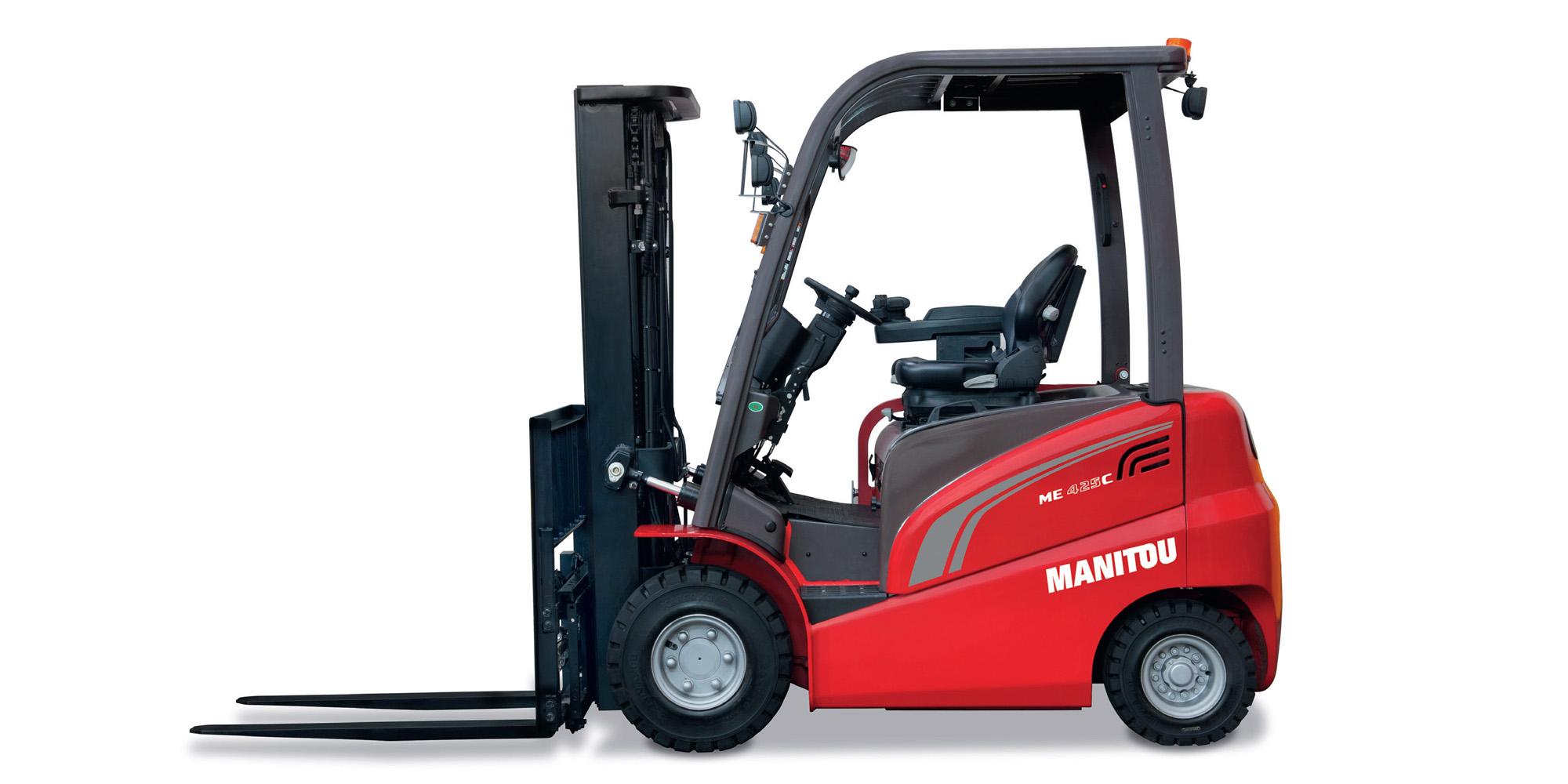 Wózek widłowy elektryczny Manitou ME 425