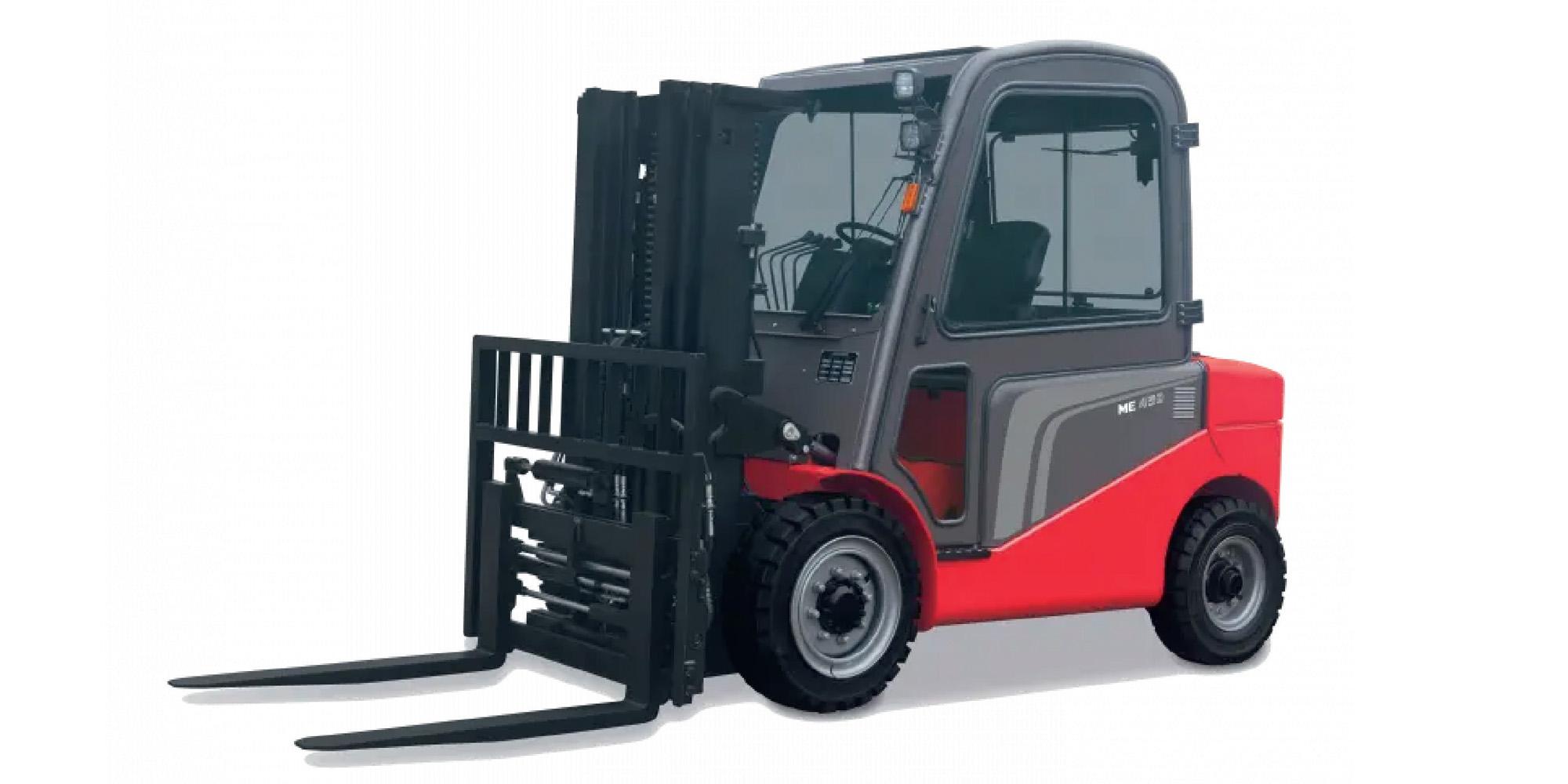 Wózek widłowy elektryczny Manitou ME 450